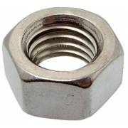 M03 HU nut zinc-plate