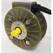Synchronous motor Heinzmann PMS 120 L 48 VDC